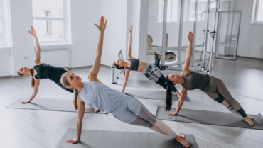 Yoga Advanced: Work-In & Stretch Out